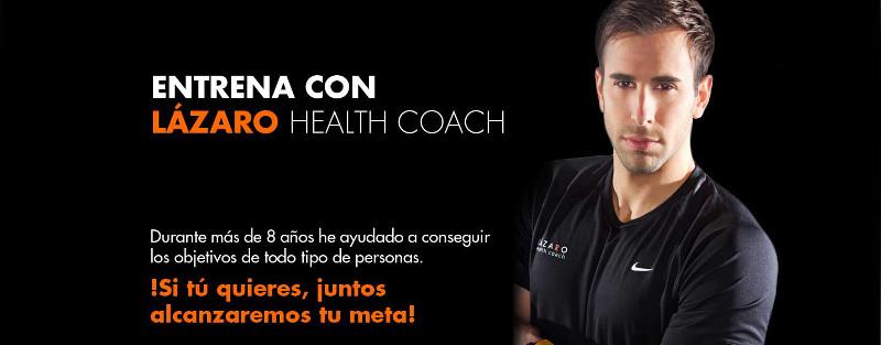entrenador lazaro