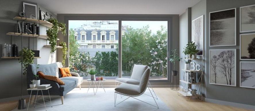 viviendas en Barcelona