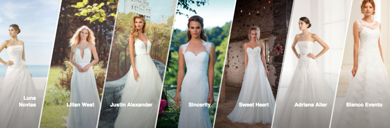 las mejores tiendas de vestidos de novia en barcelona - barcelona.cool