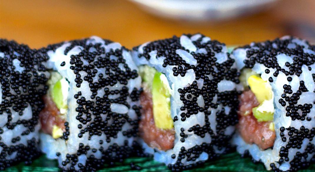 sushi bar barcelona
