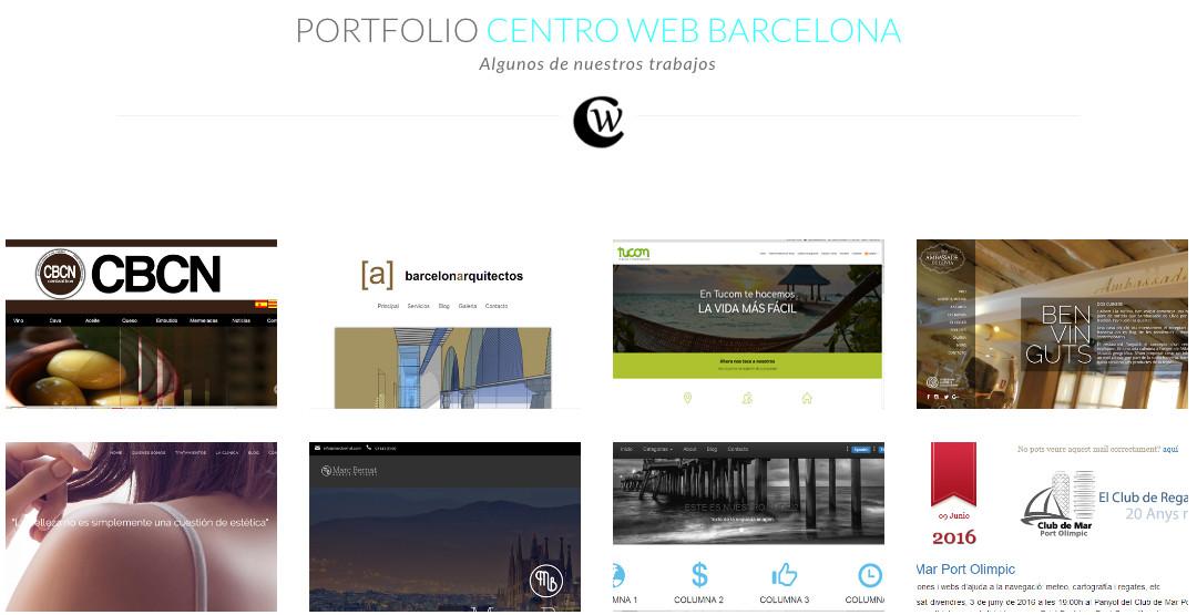 desarrollo web Barcelona