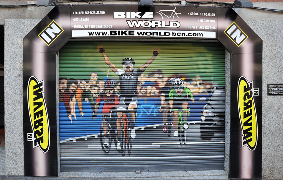 bicicletas Barcelona