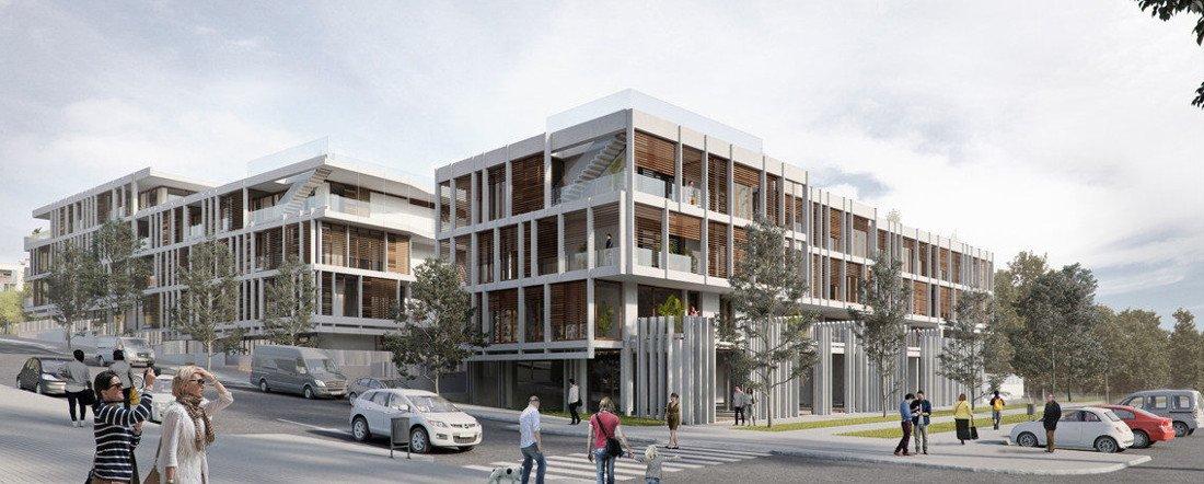 pisos obra nueva en Barcelona Sant Cugat