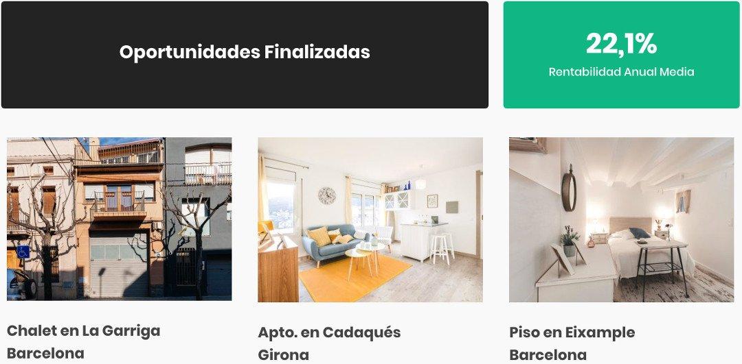 inmobiliaria Barcelona Ethic Investors