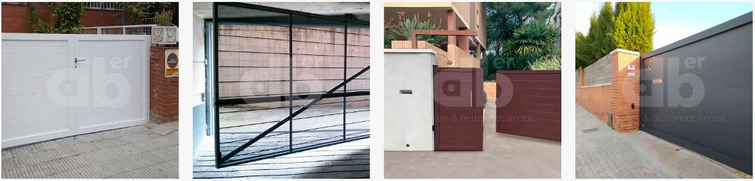 puertas seccionales Daber