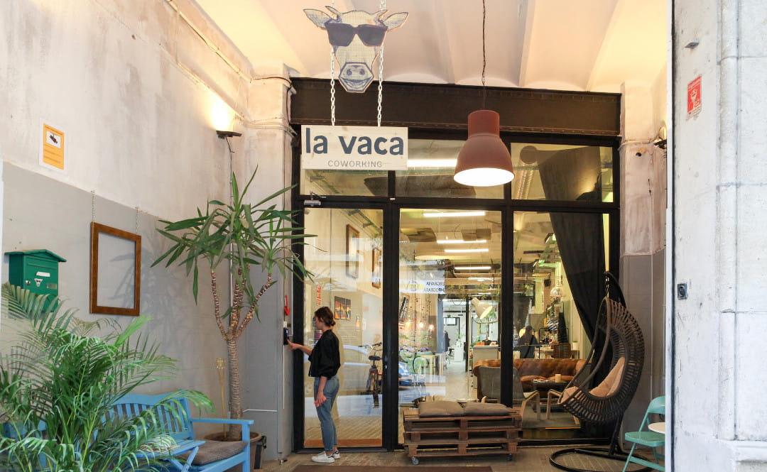 La Vaca coworking Barcelona