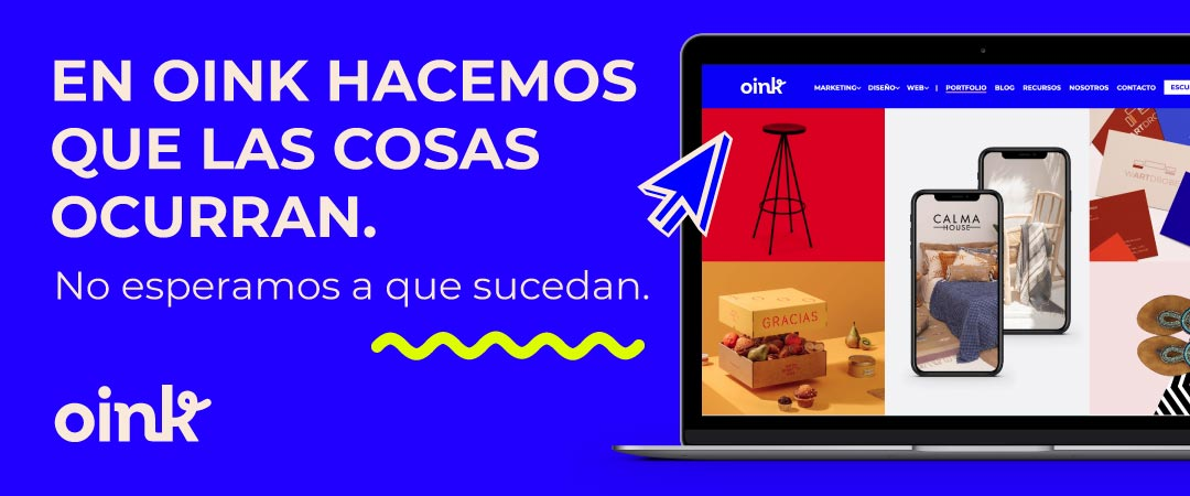 Oink My God agencia marketing digital en Barcelona