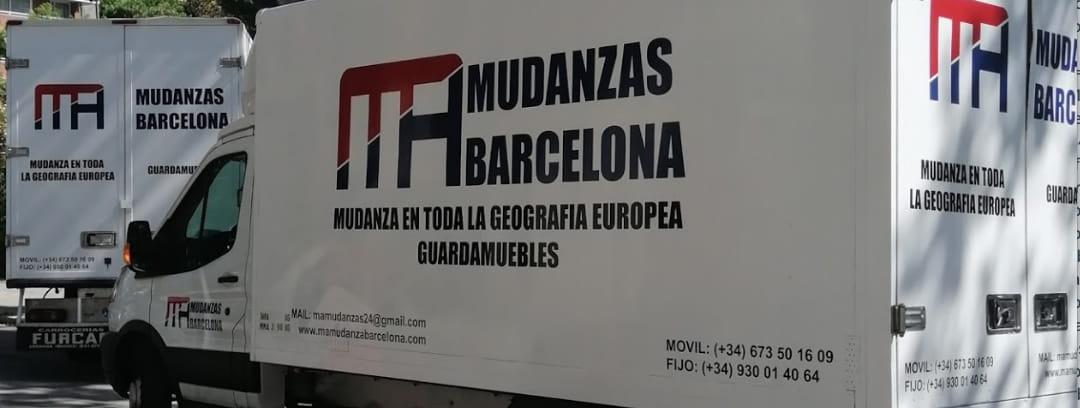 MA mudanzas Barcelona